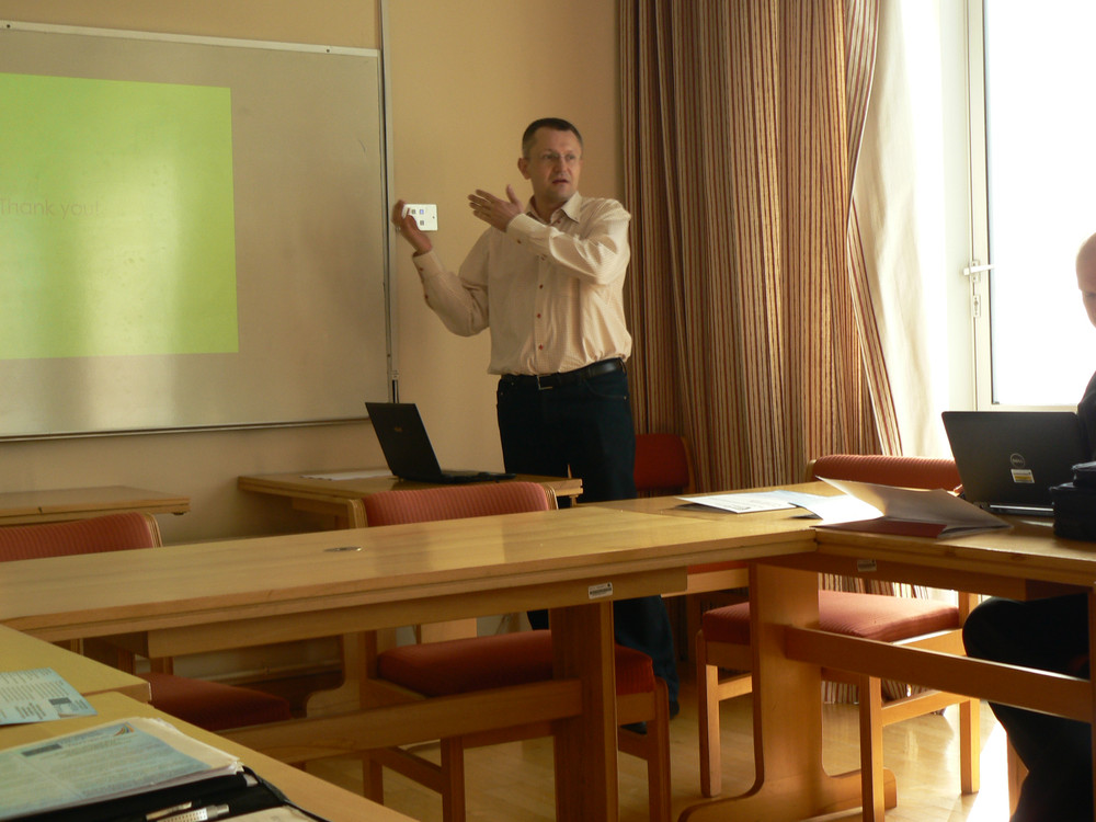 WP5: Vitaly Yakovyna